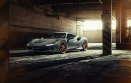 The NOVITEC refinement range for the Ferrari F8 Tributo