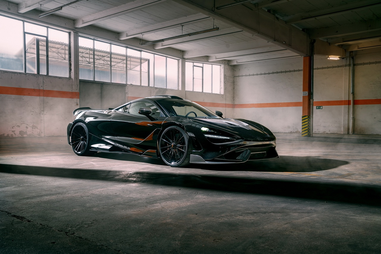 NOVITEC tuning for the longtail version