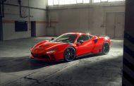 The new super sports car based on the Ferrari F8 Tributo