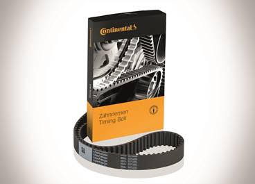 Continental Launches New Timing Belt for Special Citroen and Peugeot Engines