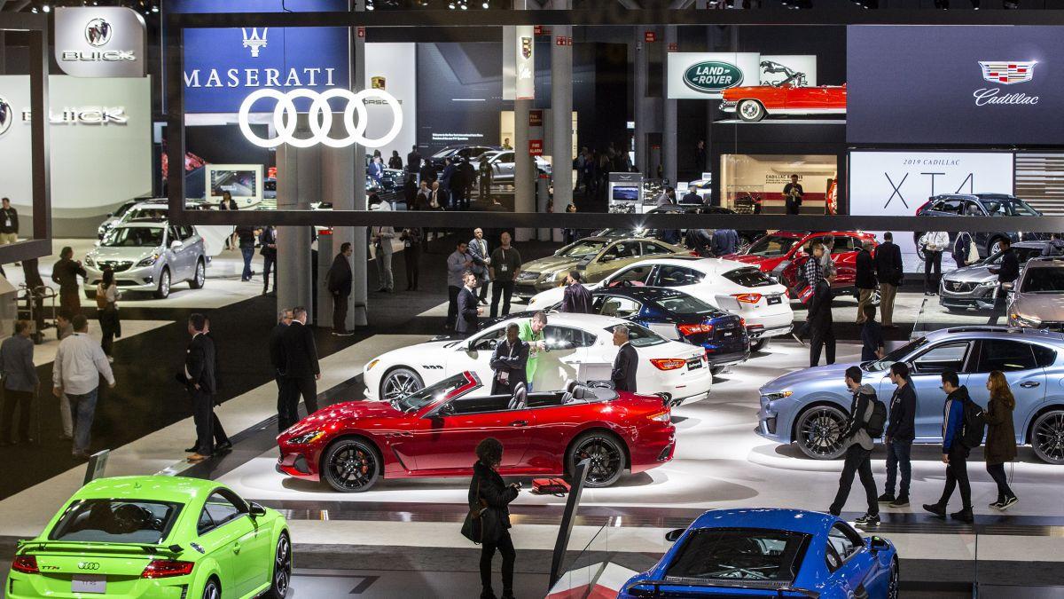 New York International Auto Show Postponed to August