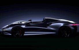 McLaren Offers Sneak Preview of Ultimate Series Roadster Supercar