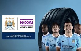 Nexen Tire Renews Sleeve Sponsorship of Manchester City Football Club