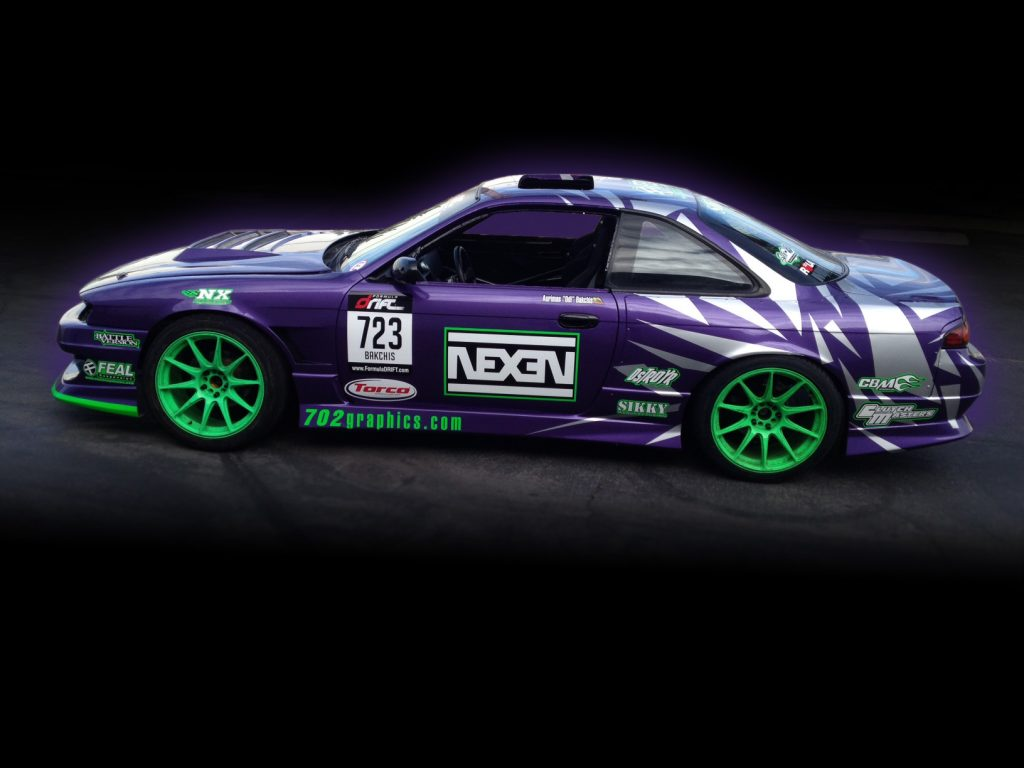 nexen supports 2017 formula drift season for second straight year tires parts news. Black Bedroom Furniture Sets. Home Design Ideas