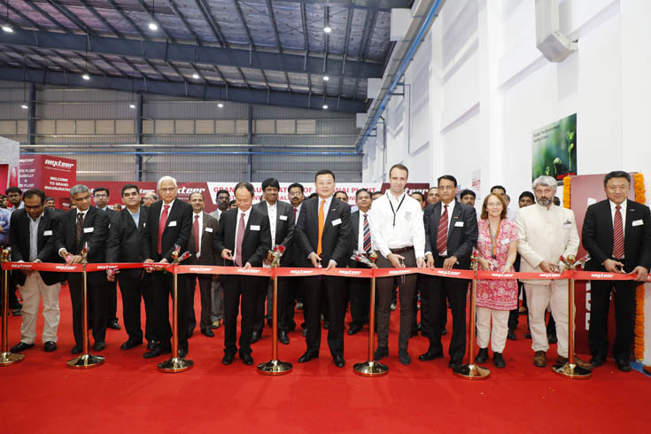 Nexteer Automotive Opens New Plant in India