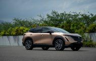 Nissan introduces the Ariya, a 100% electric crossover