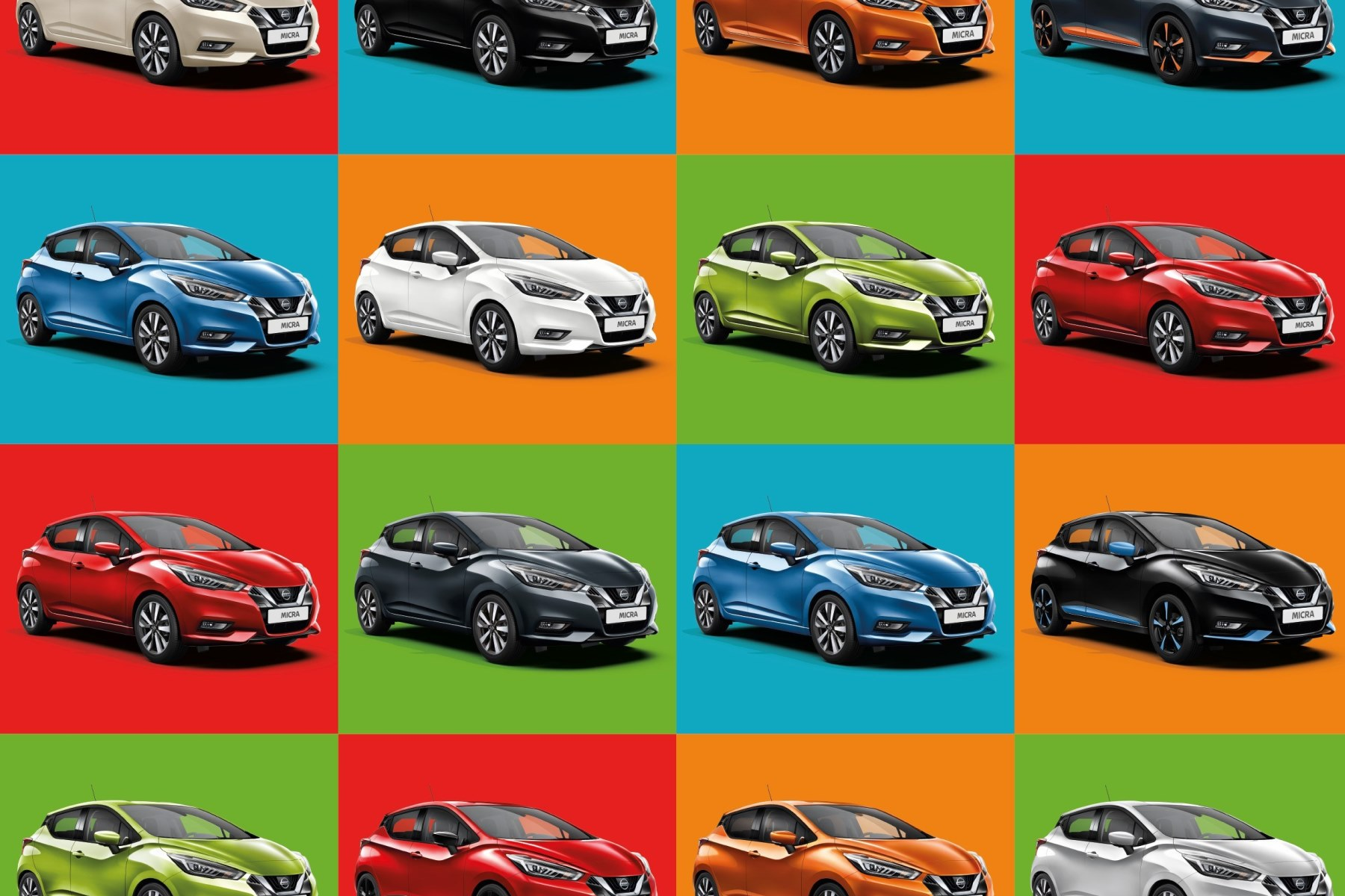 Nissan Study Finds 86 Percent of European Drivers Have Cars with Wrong Colors