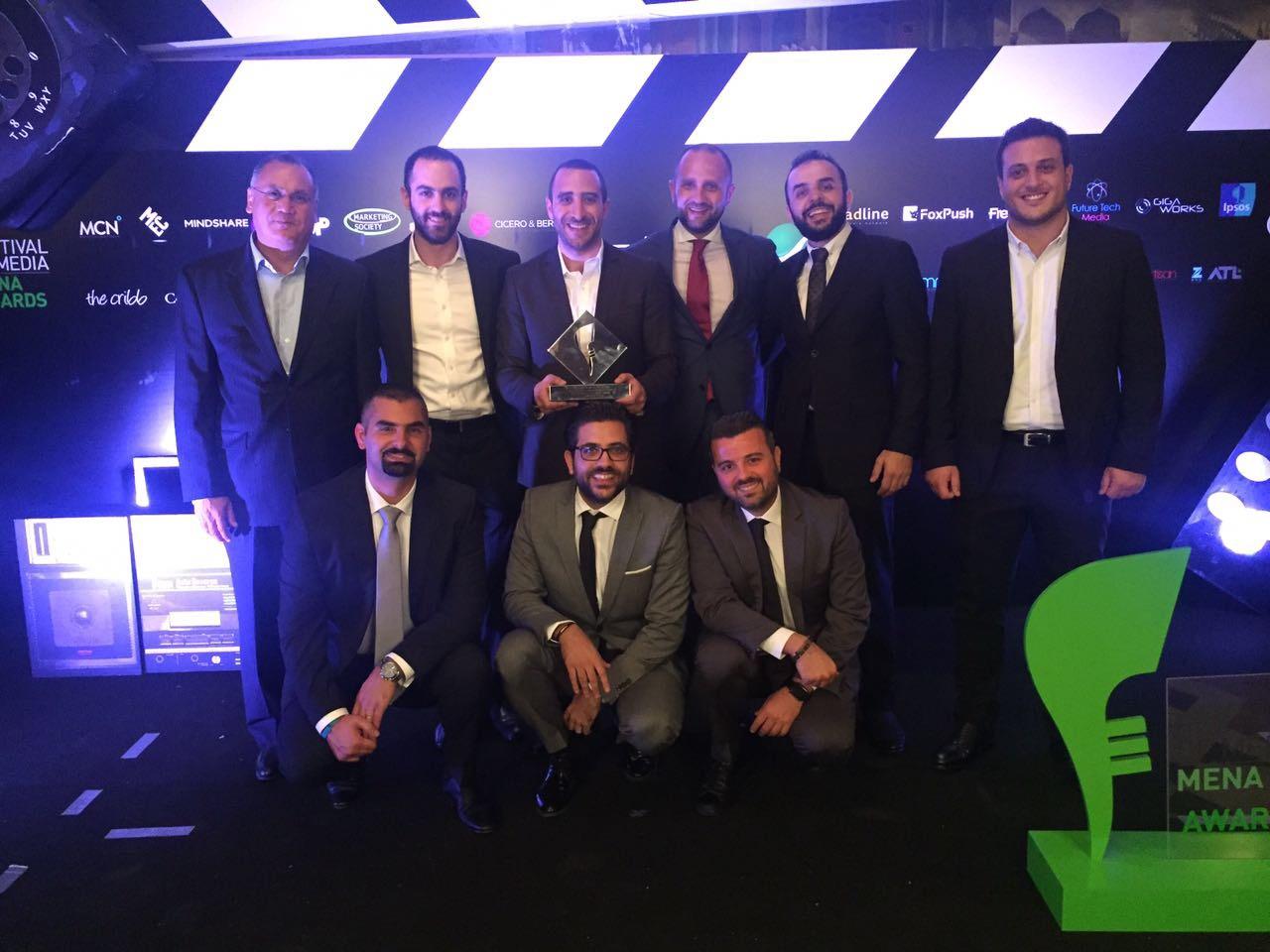 Nissan Wins Festival of media MENA Award for Navara Outreach Campaign