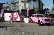 2020 Nissan Patrol goes pink for Breast Cancer Awareness Month
