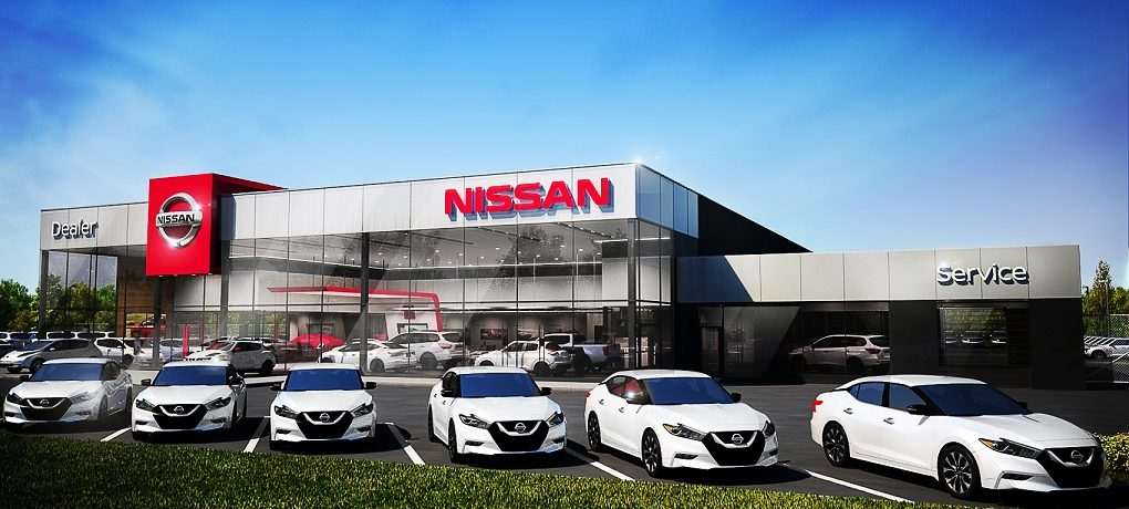 Nissan to Launch New Retail Concept for Dealerships on a Global Scale