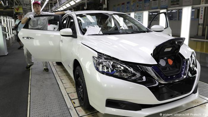 Nissan Becomes First Company to Launch Low-cost Electric Car in China