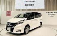 Nissan Wins Tech of the Year Award for E-Power System