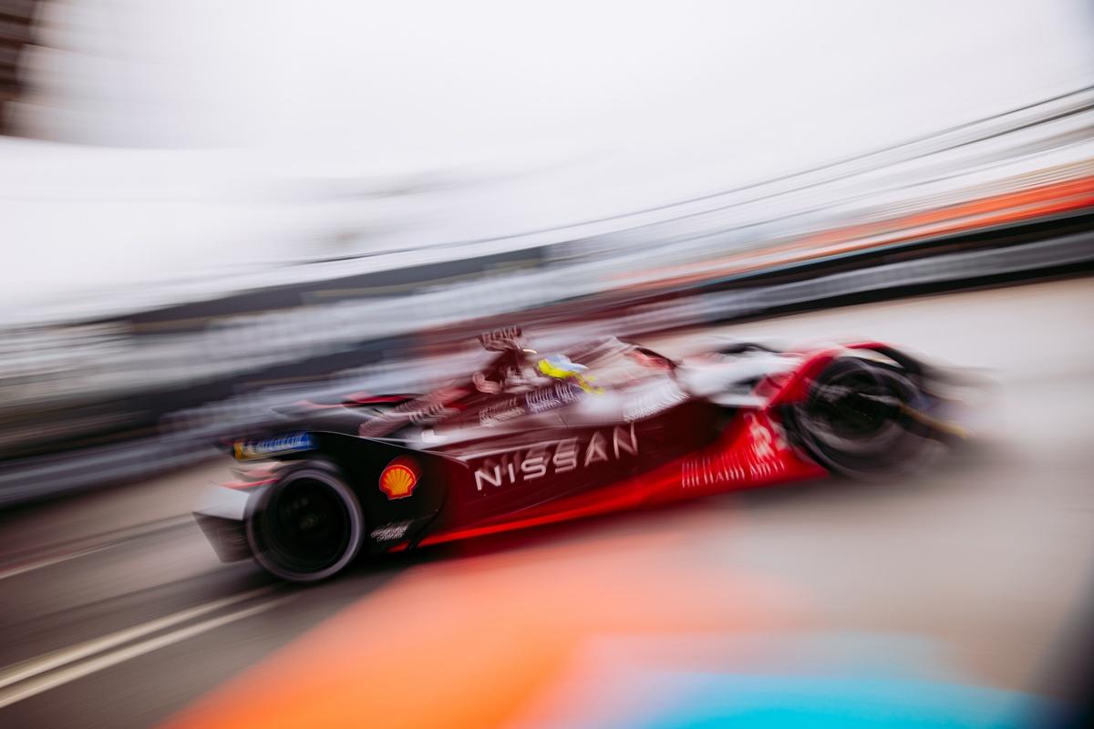 Nissan e.dams looking forward to Formula E season finale  in Berlin