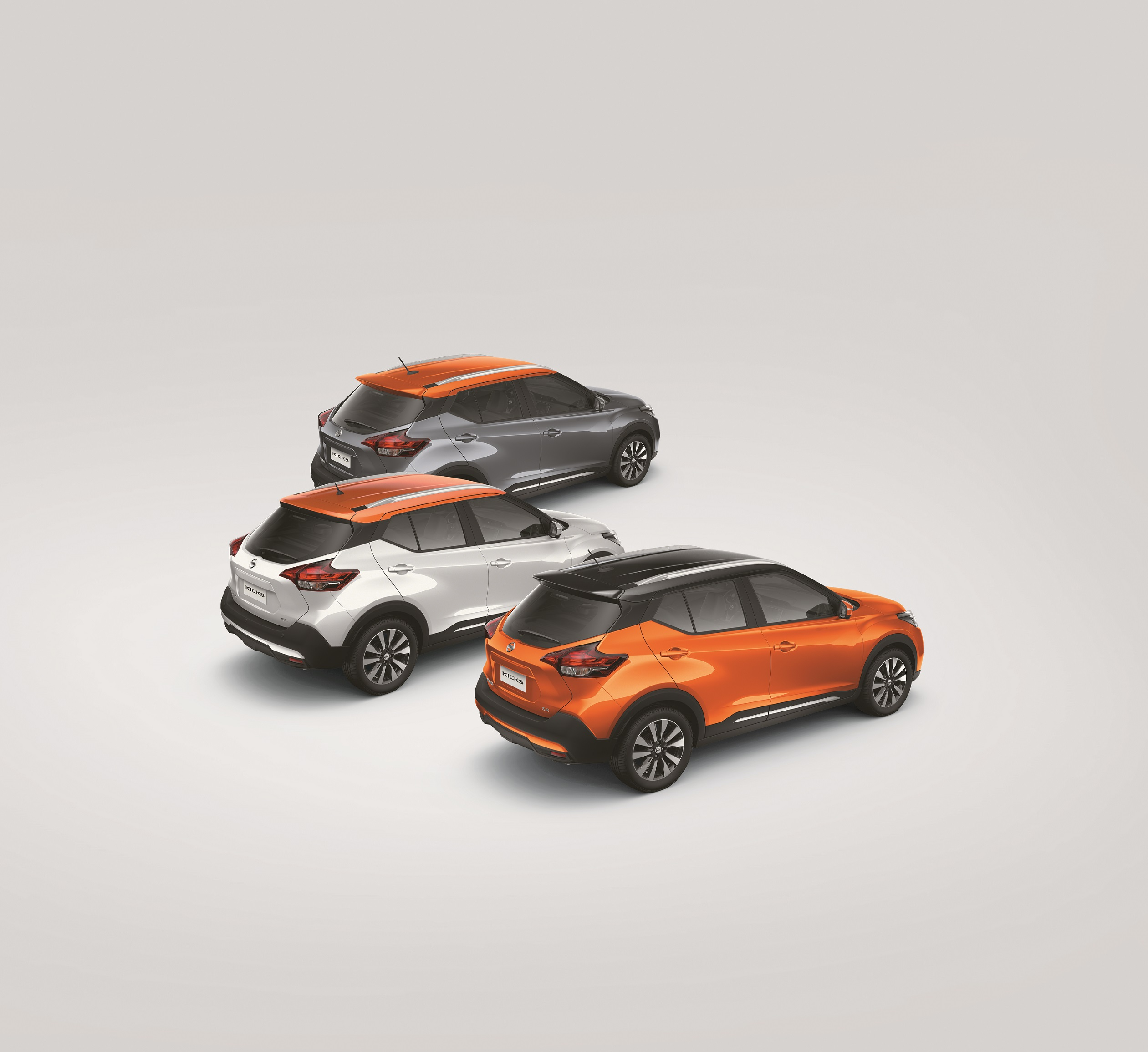 Nissan Launches 2019 Nissan KICKS in Dual Color Tones across the Middle East