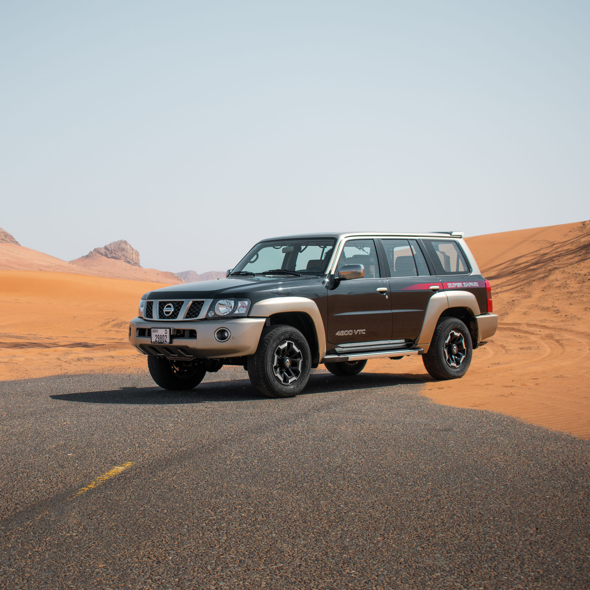 Nissan unveils enhancements to the iconic Nissan Patrol Super Safari with its 2021 edition