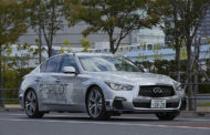 Nissan Tests Fully Autonomous Prototype Technology on Tokyo Streets