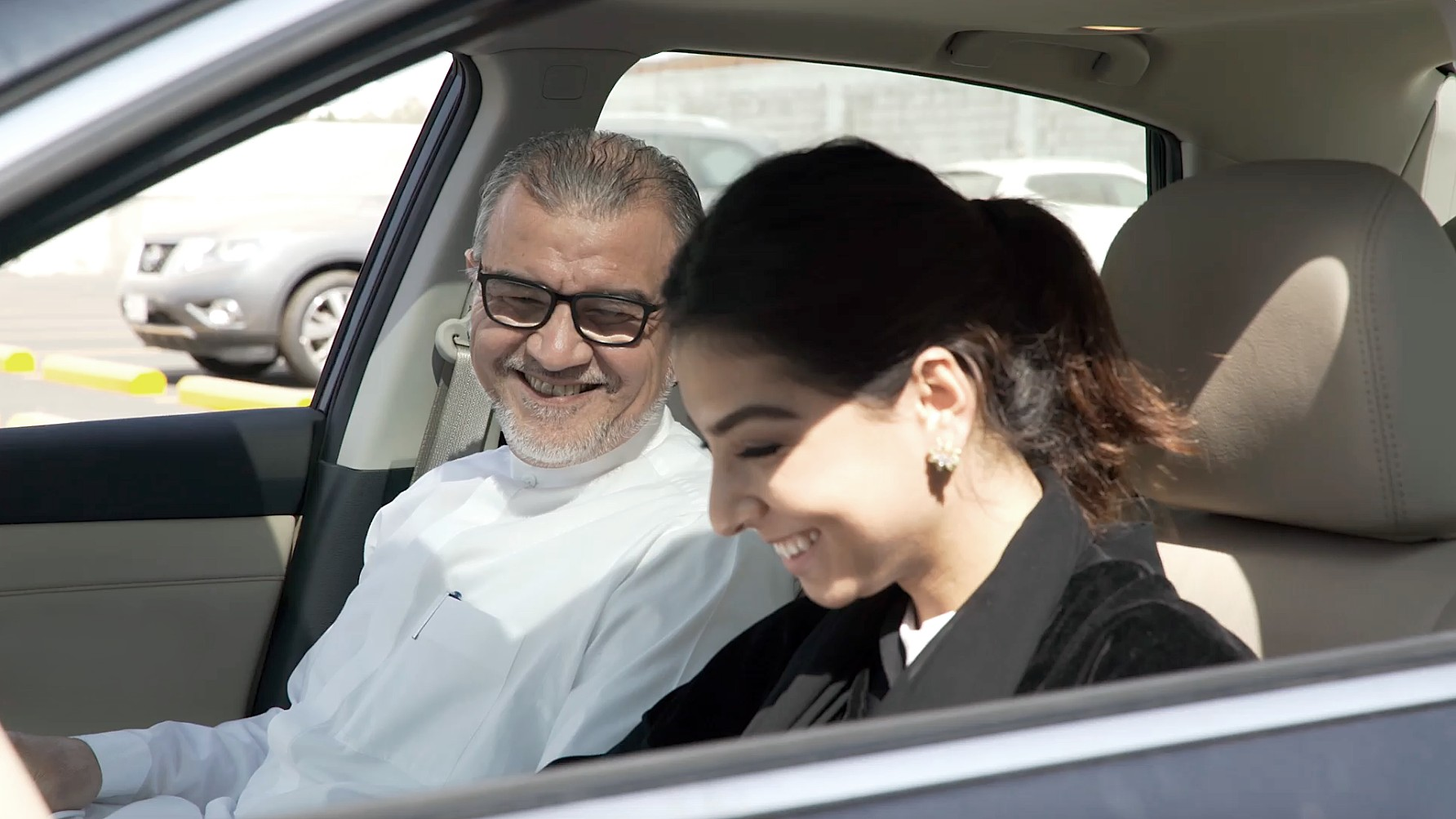 Nissan Gives Women in Saudi a Chance to Drive