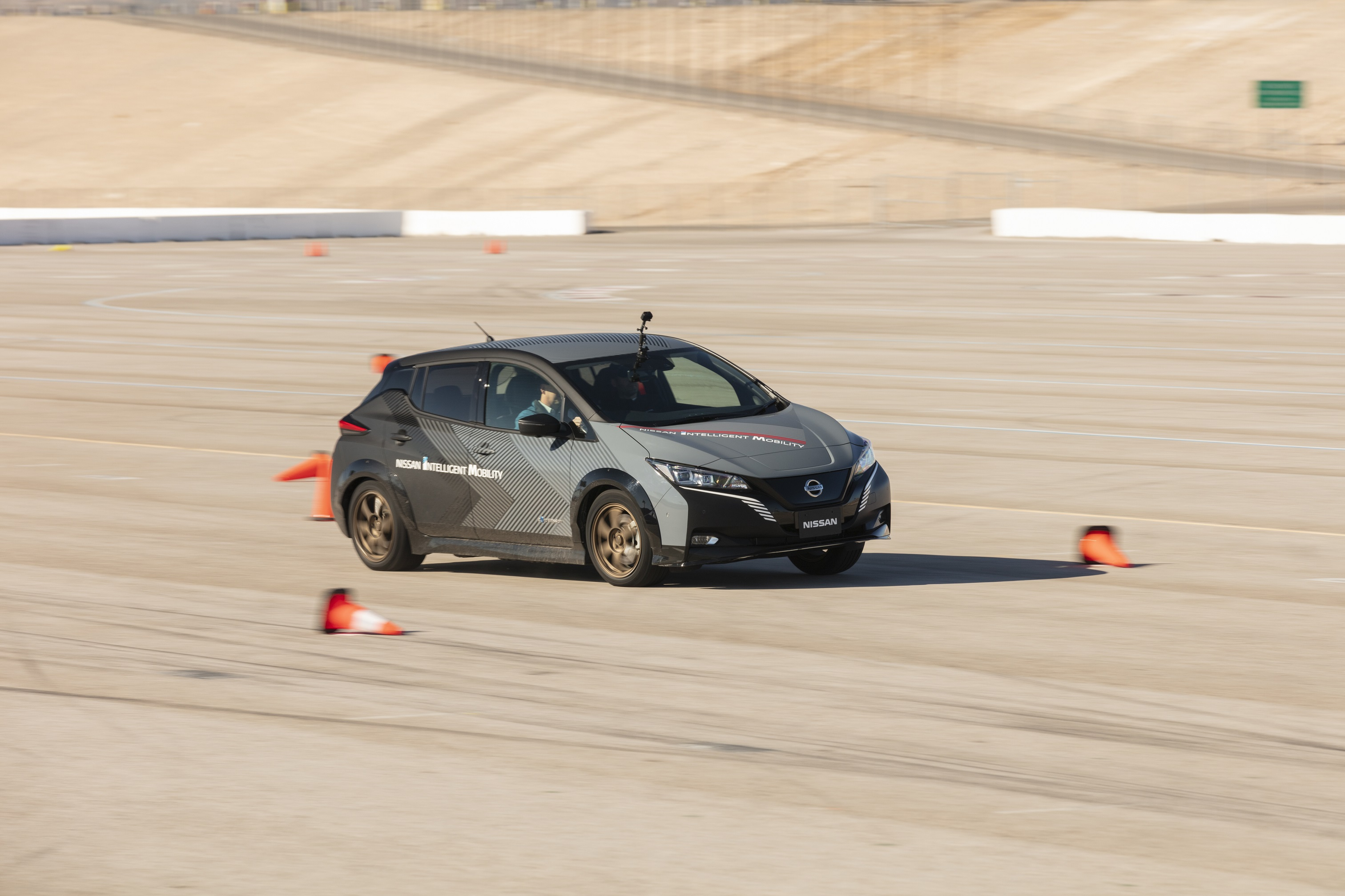 Nissan's e-4ORCE will be giving drivers of all levels comfort and control