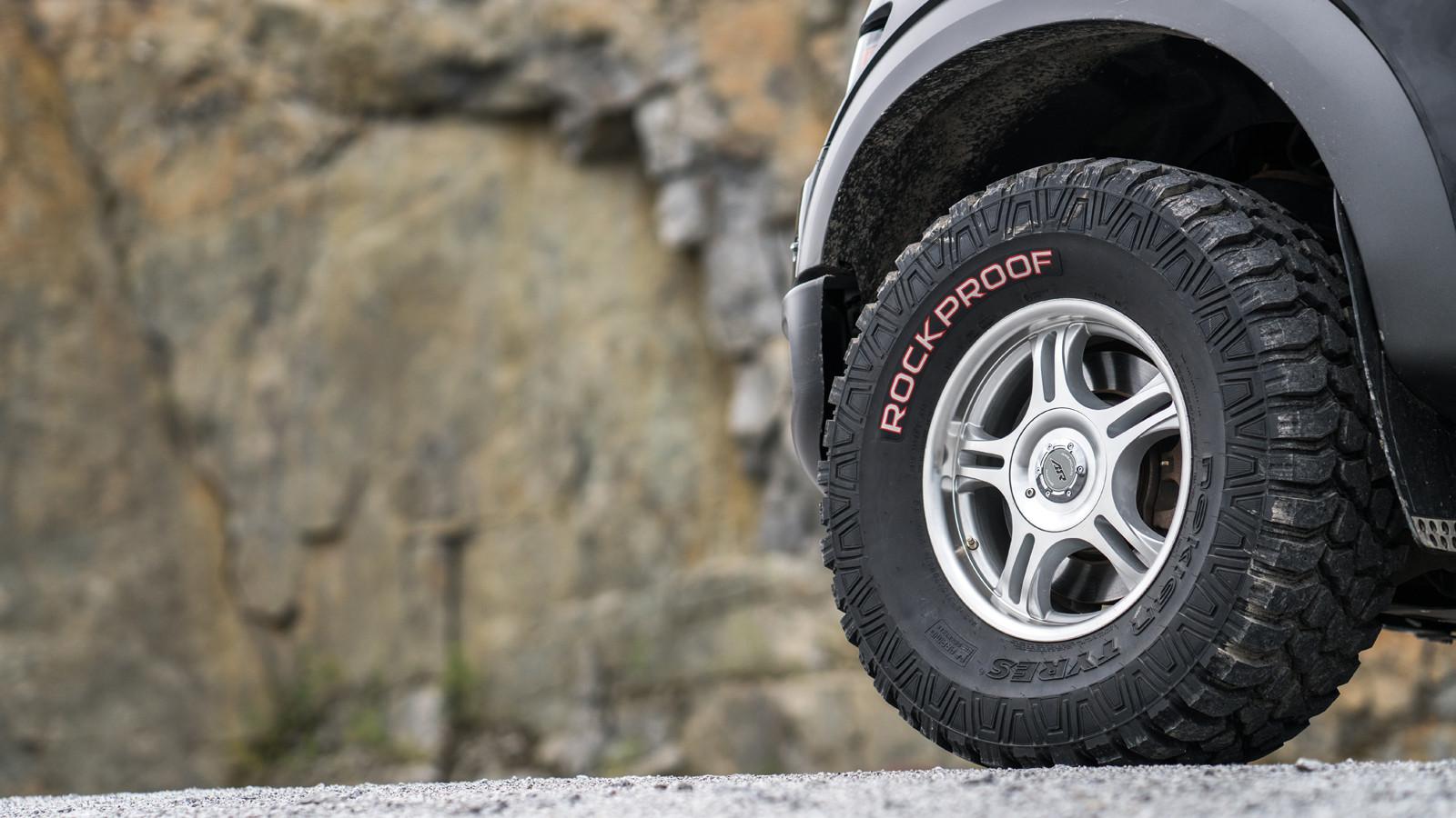 Nokian Launches Rockproof Range