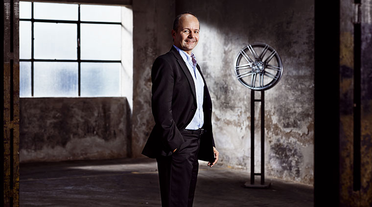 Interview with Norbert Frohner - General Manager, DEZENT Wheels