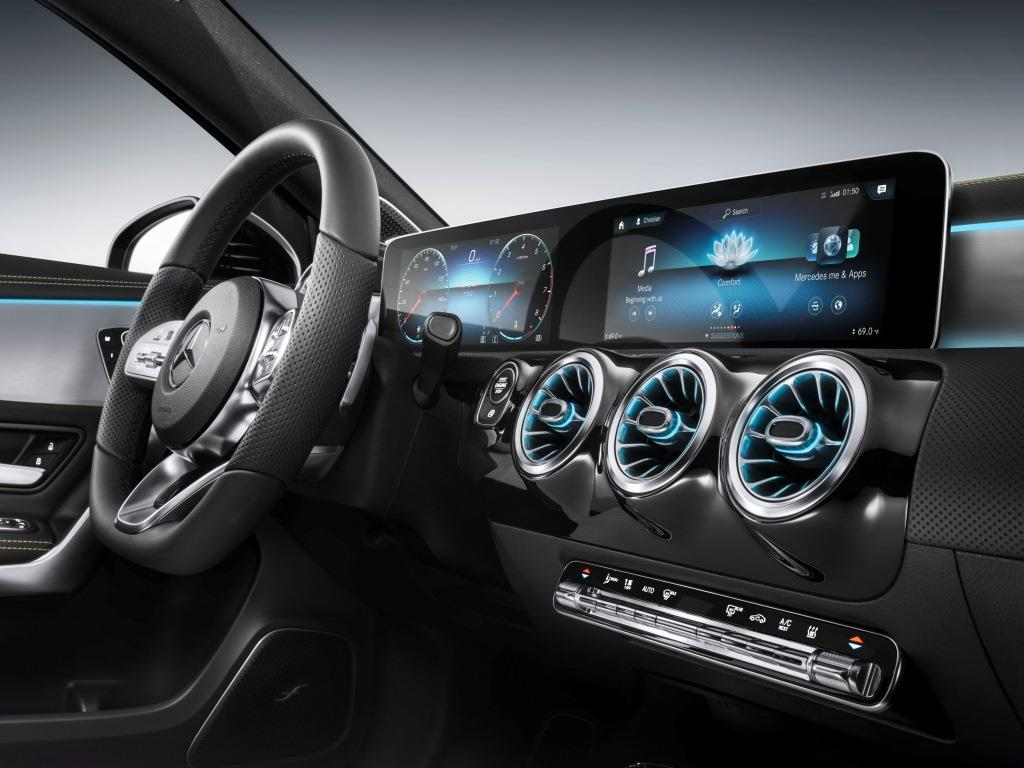 Nvidia Teams up with Mercedes-Benz for New Automotive AI Platform