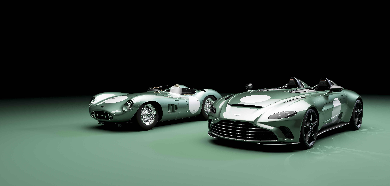Thrilling new optional bespoke specification revealed for  limited edition aston martin v12 speedster