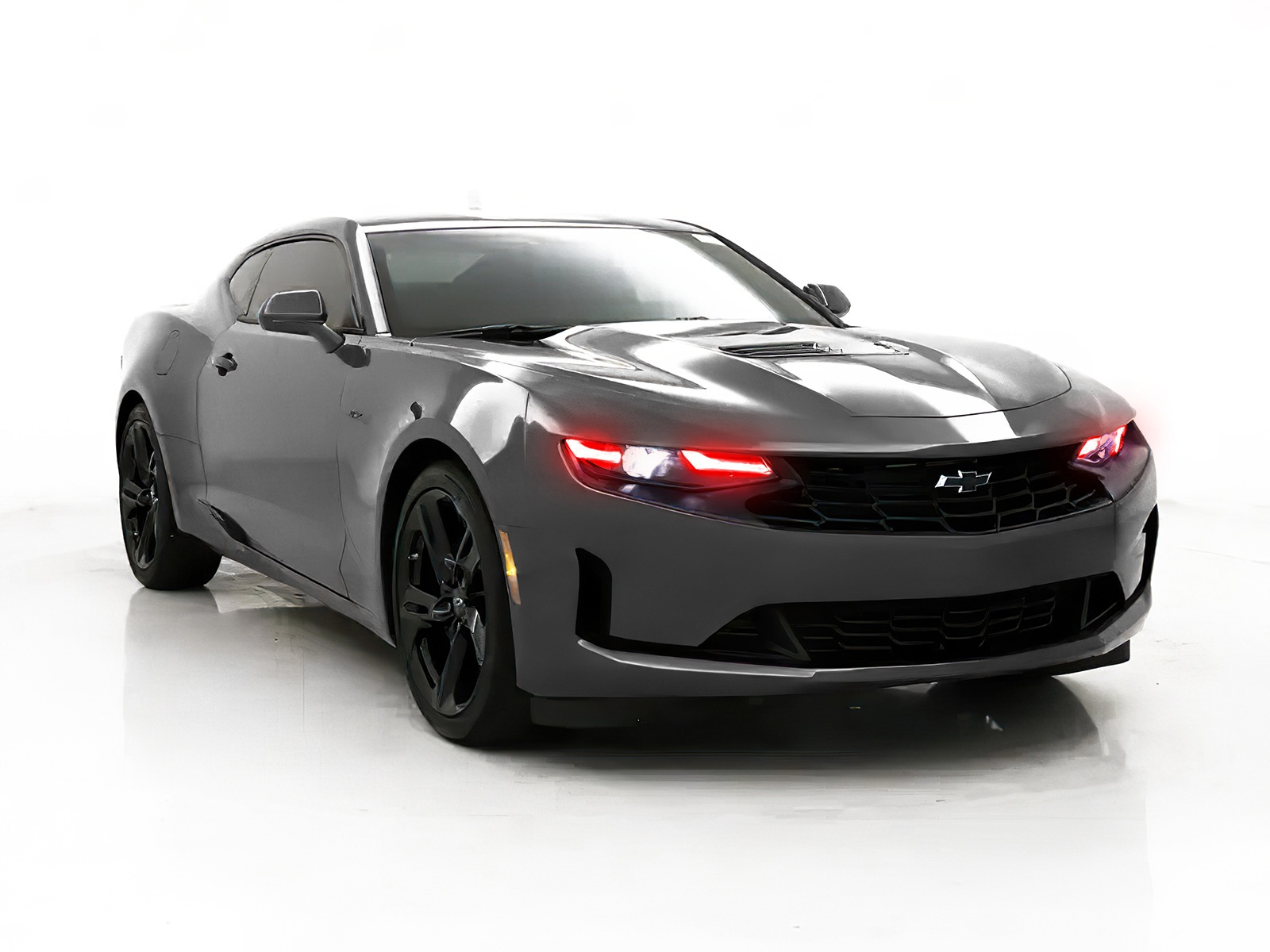 Oracle Lighting Launches New Camaro  ColorSHIFT® Headlight DRL Upgrade Kit