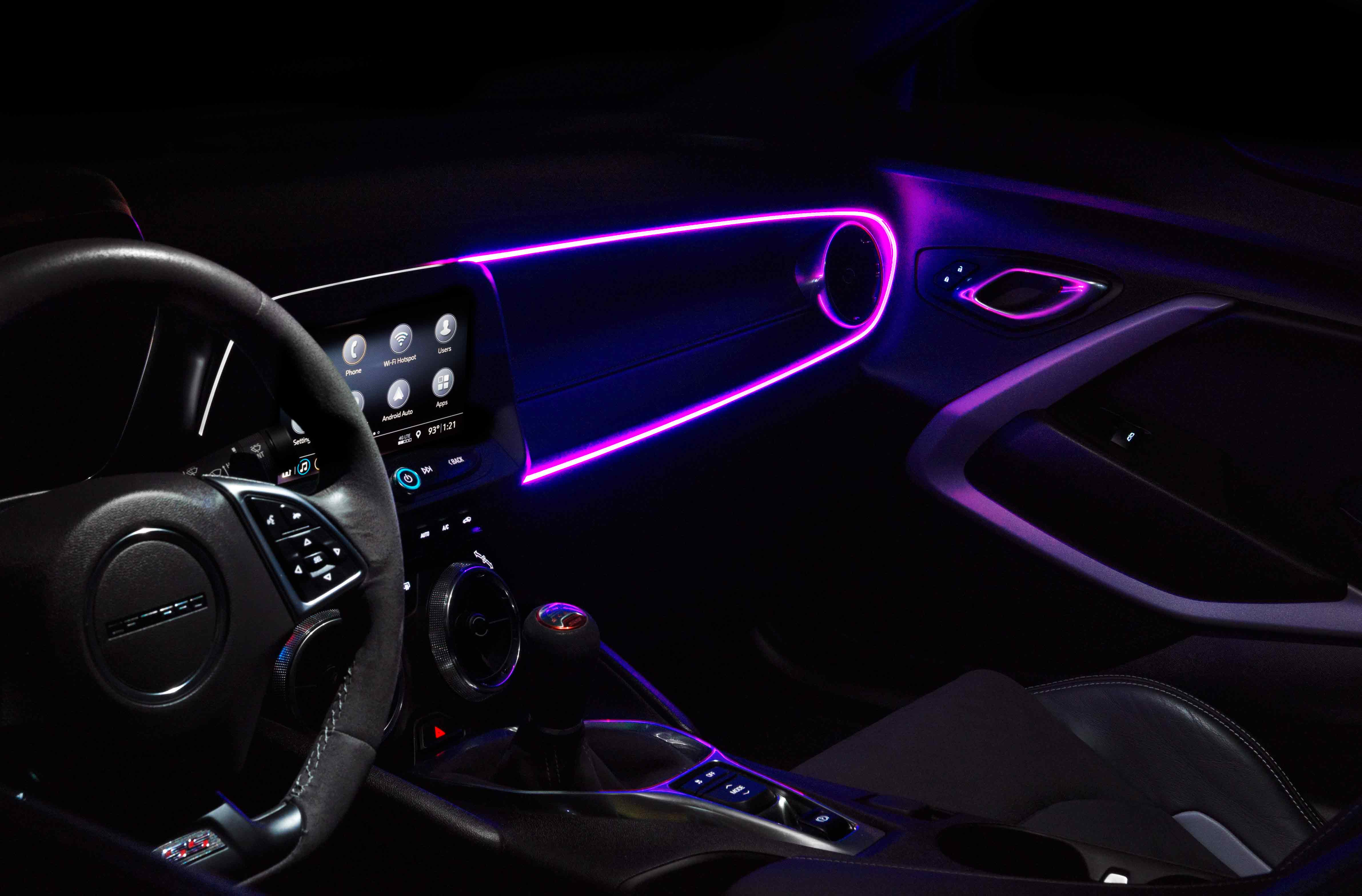 Oracle Lighting's Fiber Optic Dash Kits Now Available
