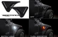 Oracle Lighting Features New Sidetrack™  LED Lighting System for Jeep Wrangler  JK During SEMA360 Online Event