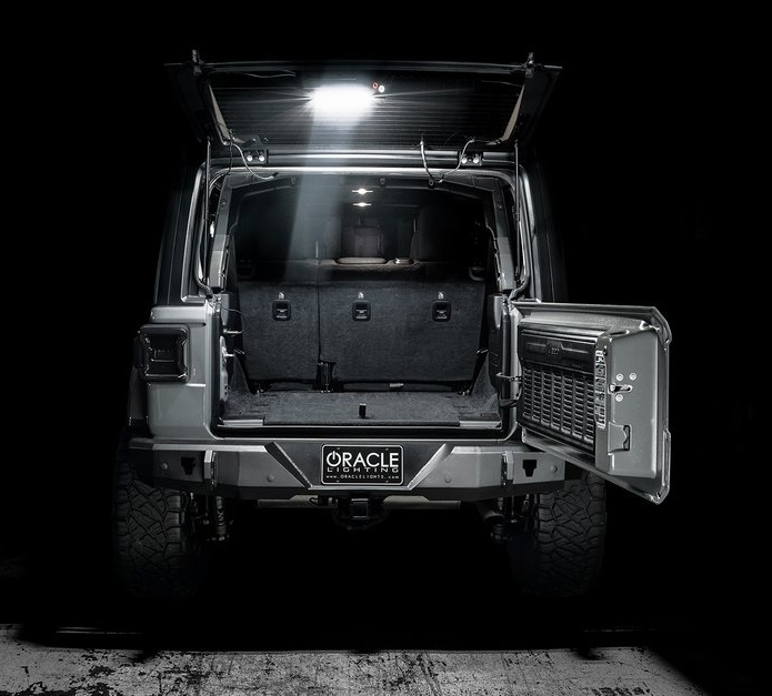 Oracle Lighting Launches New Jeep  Wrangler JL Cargo LED Light Module