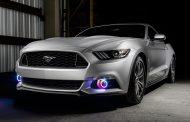 Oracle Lighting Launches Dynamic ColorSHIFT Projector Fog Halo Kit for '15-'17 Ford Mustangs