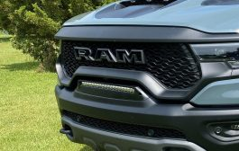Oracle Lighting Launches RAM  Rebel/TRX Front Bumper Flush LED  Light Bar System During 2021 SEMA Expo