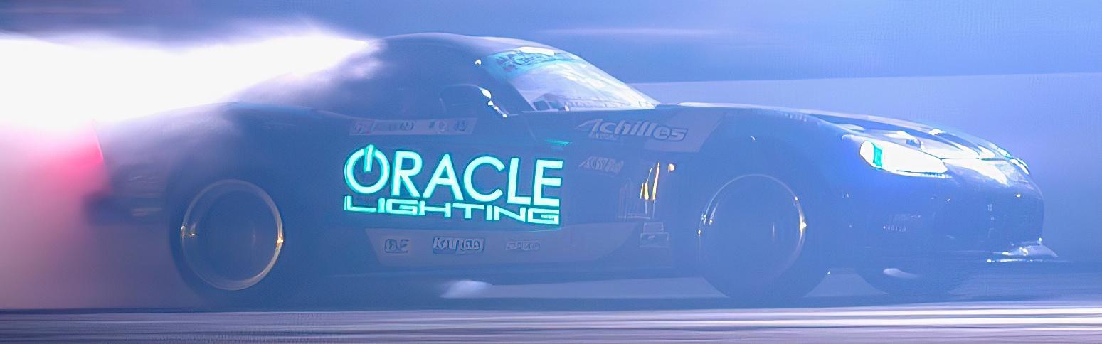 Oracle Lighting Launches  Custom Illuminated Logo Decals