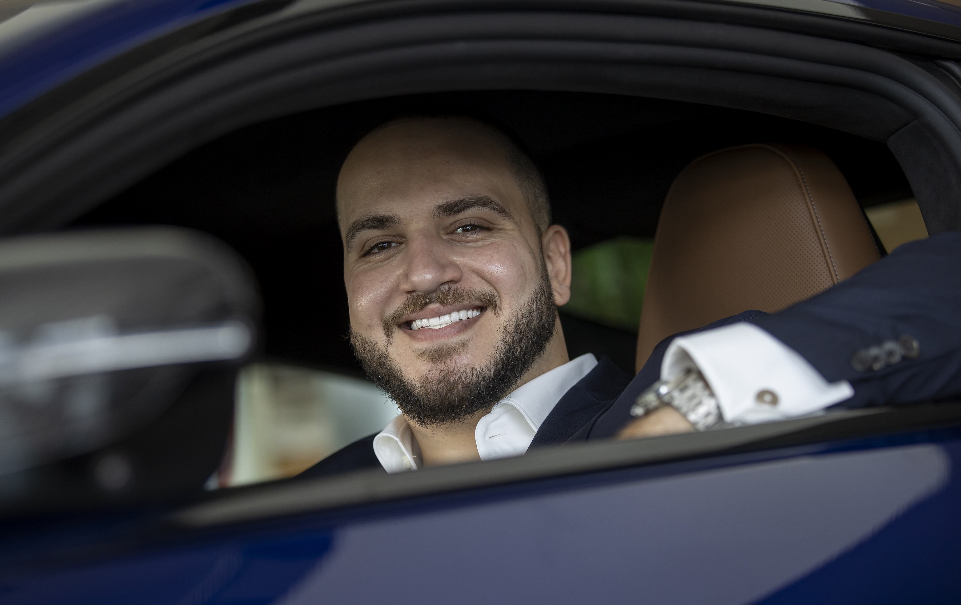 BMW Group Middle East names Osama Sherif as new Head of Corporate Communications