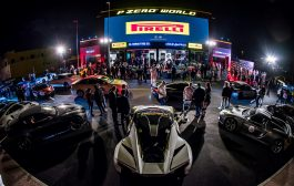 Pirelli Opens P Zero World in Dubai P Zero World