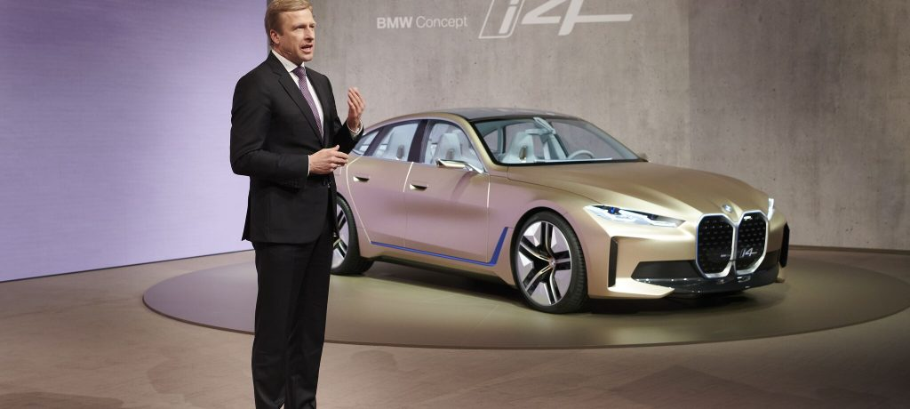 BMW Group Reveals Plans to Spend More than 30 Billion Euros on Futuristic Technologies till 2025