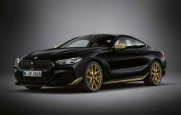 The BMW 8 Series Golden Thunder Edition