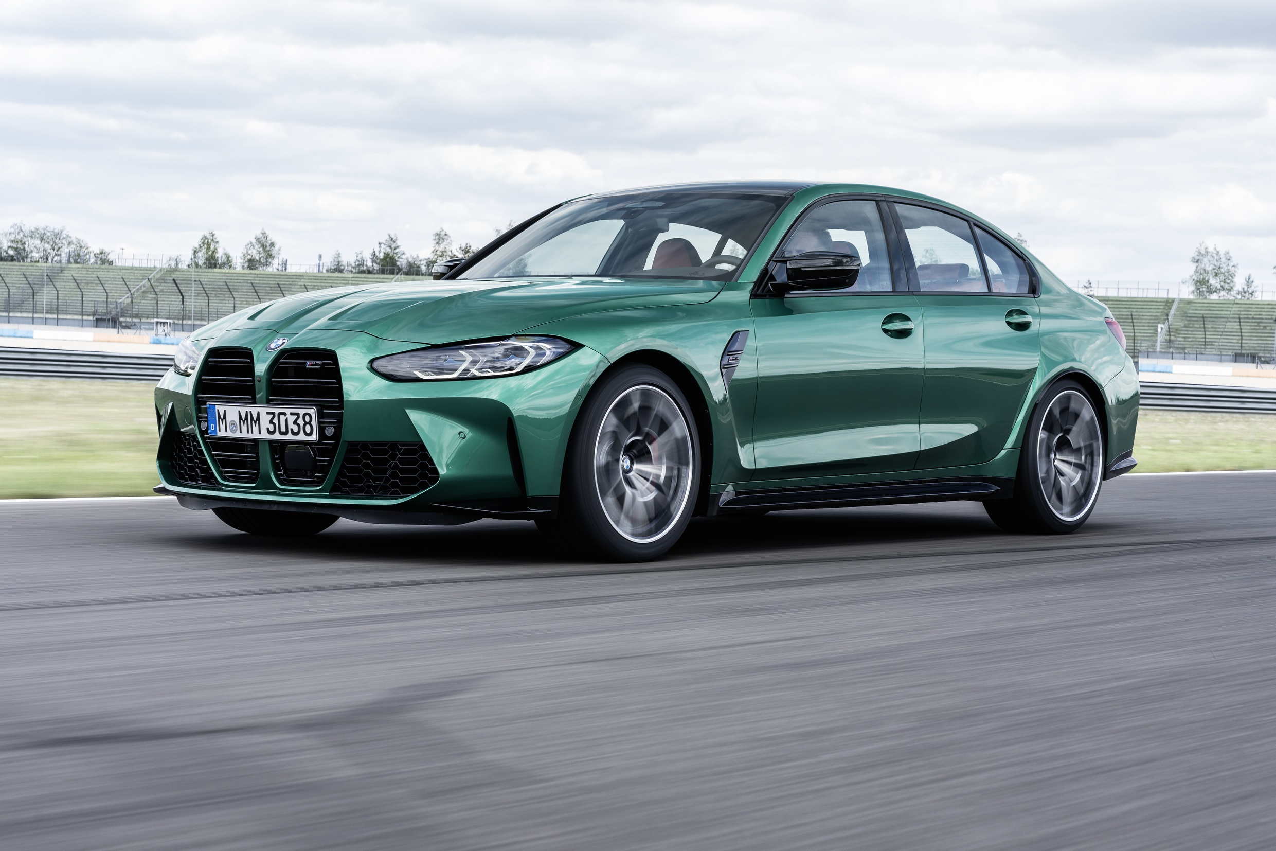 Abu Dhabi Motors announces the arrival of the all-new BMW M3 Competition Sedan and BMW M4 Competition Coupé models