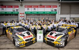 After 20th overall win last year BMW Teams return to the 24h Nürburgring with a strong line-up in 2021