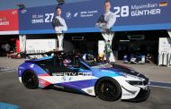 BMW i Andretti Motorsport emerges pointless from disappointing second race in Diriyah.