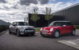 20 YEARS OF MODERN DRIVING PLEASURE IN THE MINI.