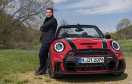 The mini convertible the future is ready for it.