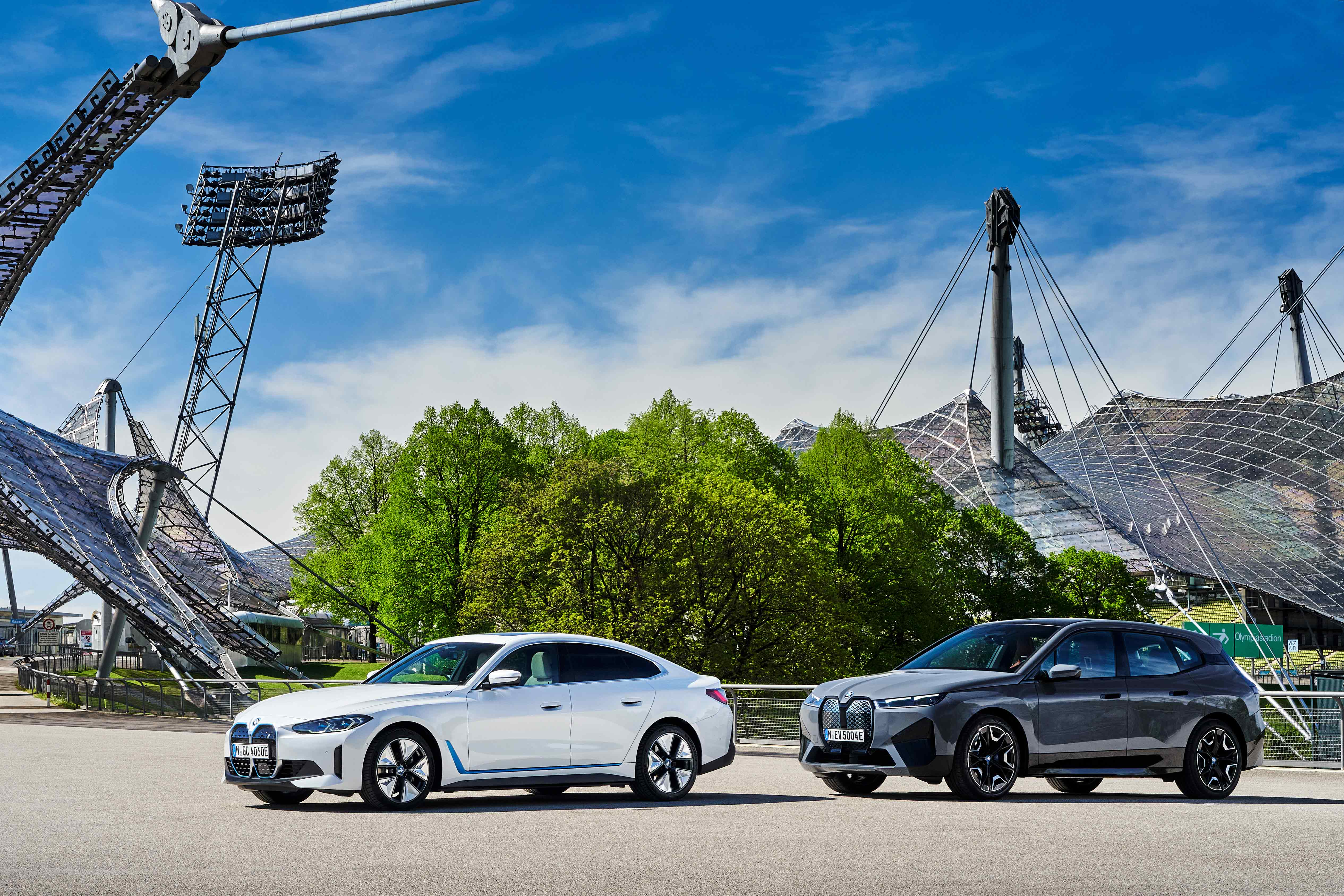The BMW Group emphasizes its consistent focus on sustainability at the 2021 IAA Mobility