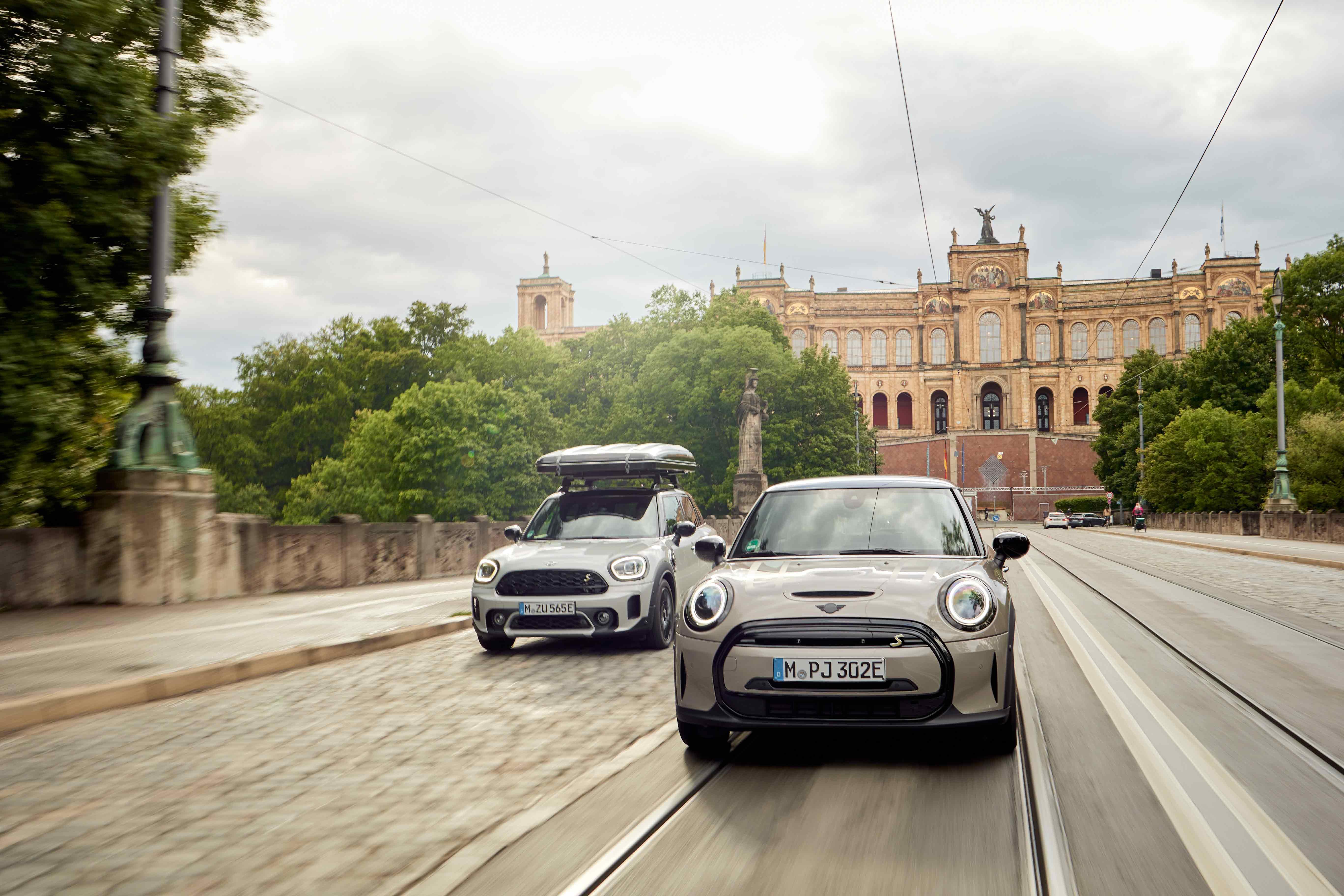 Mini At IAA Mobility 2021 In Munich