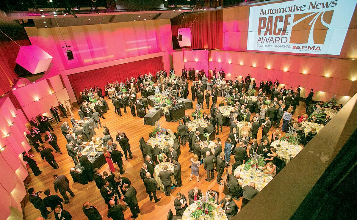 PACE Awards Recognize Innovative Technologies