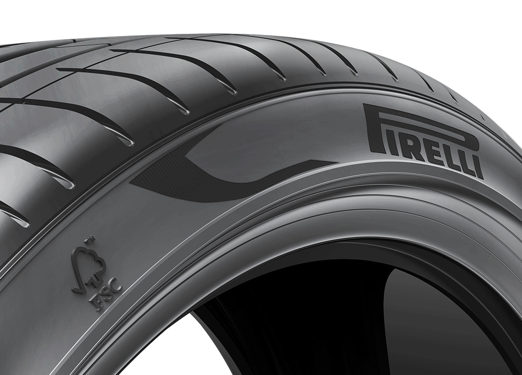 Pirelli produces the world's first fsc-certified tyre