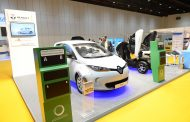 Arabian Automobiles Showcases Renault Electric Vehicles at WETEX 2016