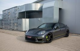 PS-Sattlerei, Porsche Panamera Turbo S