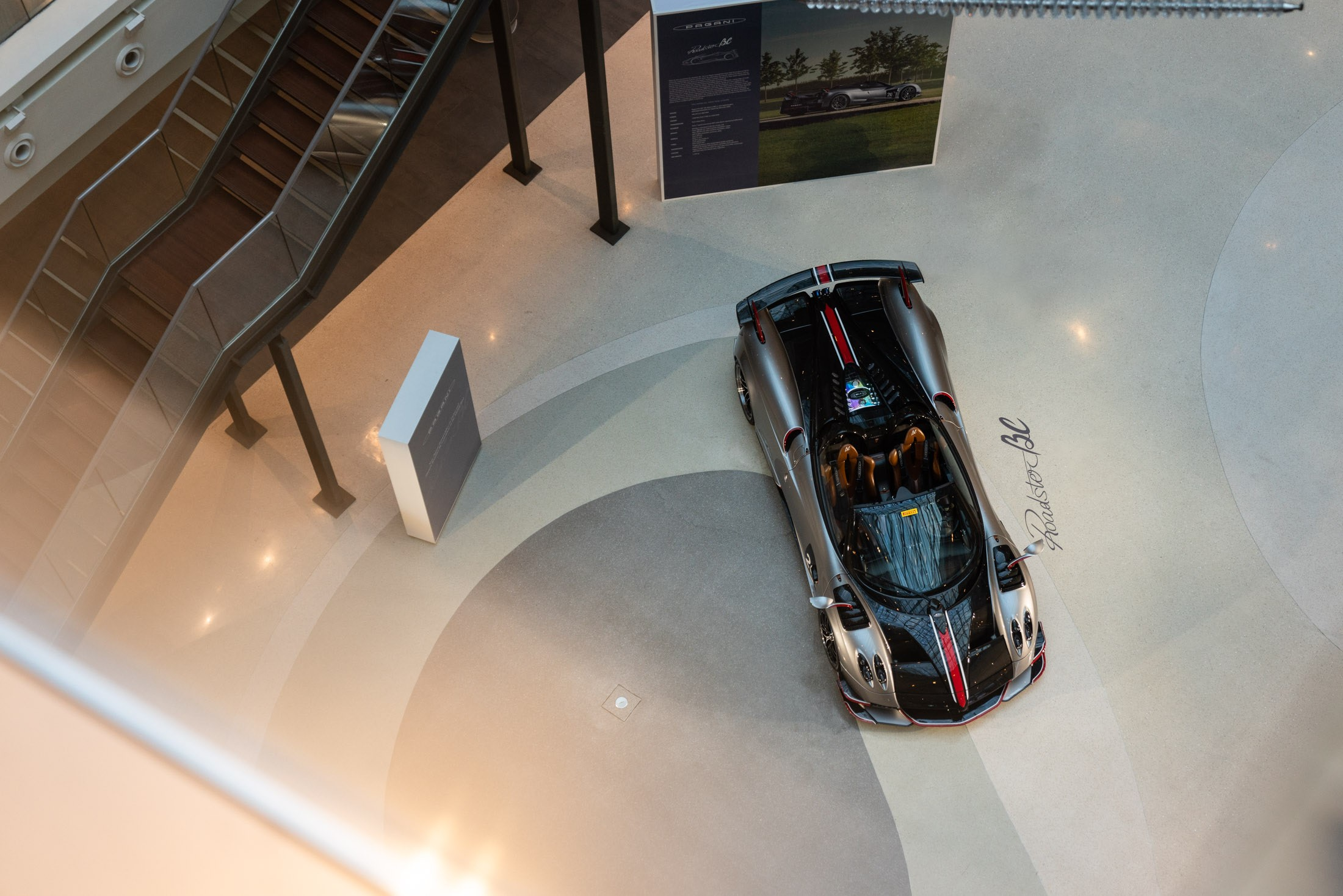 Hypercar Manufacturer Pagani Opens Branch Office in Dubai