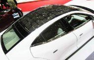 Panasonic Makes Solar Roof for Prius Plug-in